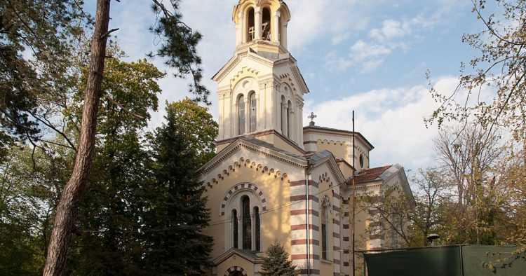 Духовная семинария в Софии
