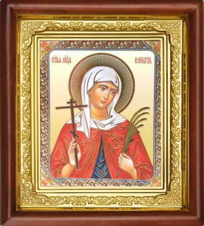 Икона святой Великомученицы Валентины