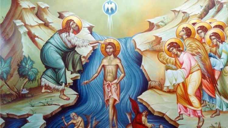 Крещение-Иисуса-Христа