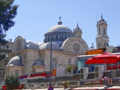 Православная церковь в Турции