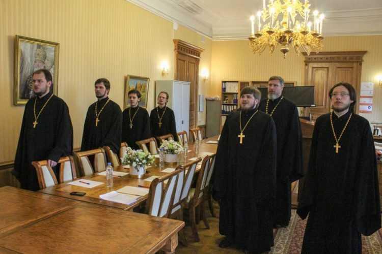 Румынская православная церковь семинария