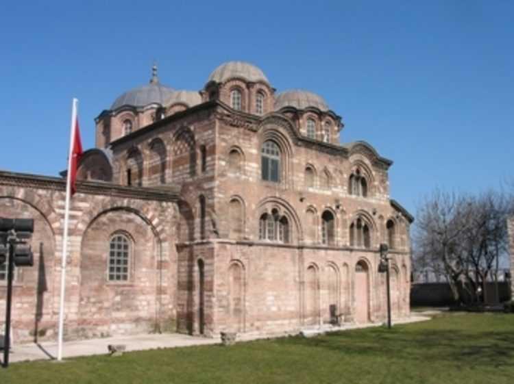 Церковь Богородицы Паммакаристос