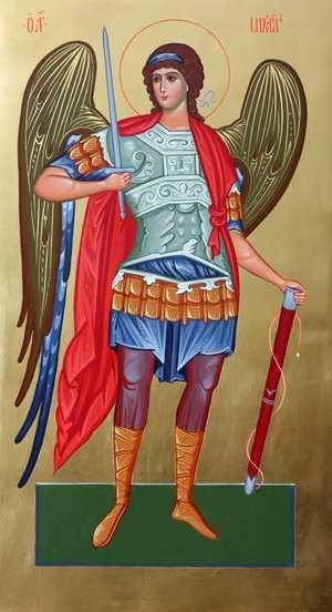 Ангел Михаил