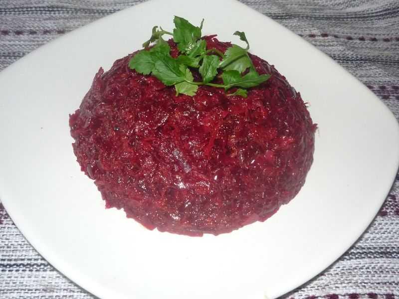 Блюда в пост из овощей
