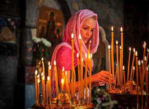 Кто может читать молитву Символ Веры
