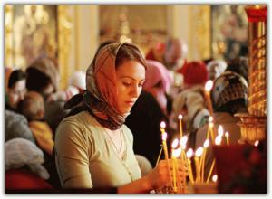 Чтение молитв о здоровье ребенка