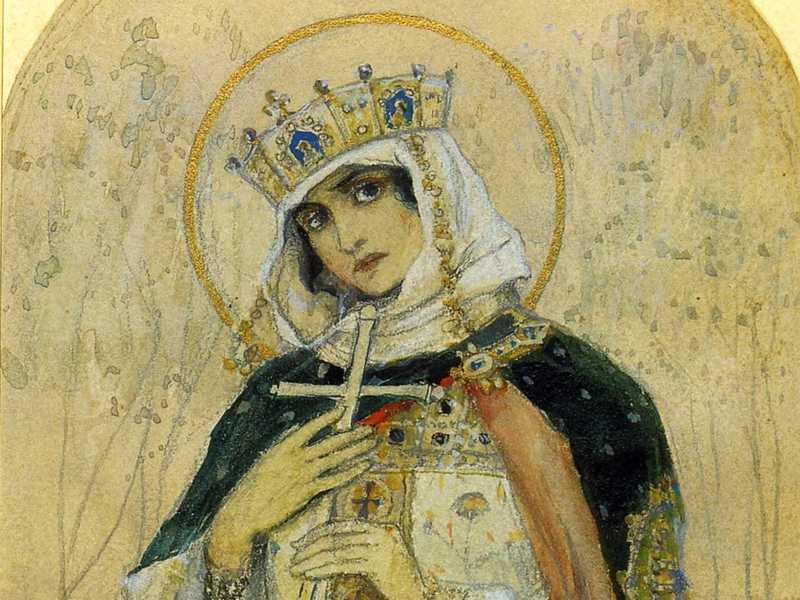 Княгиня Ольга биография