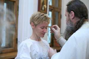 Крещение женщин