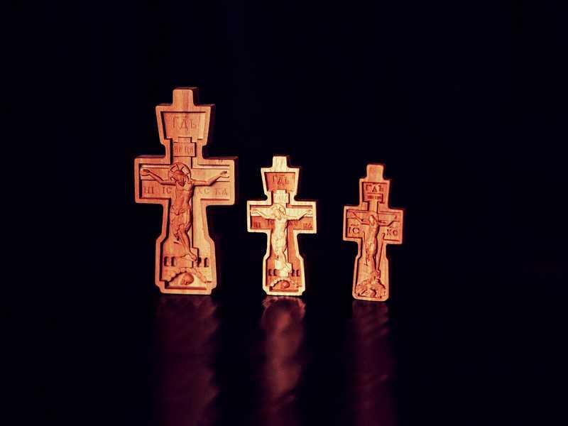 Крест Федора Емельяненко