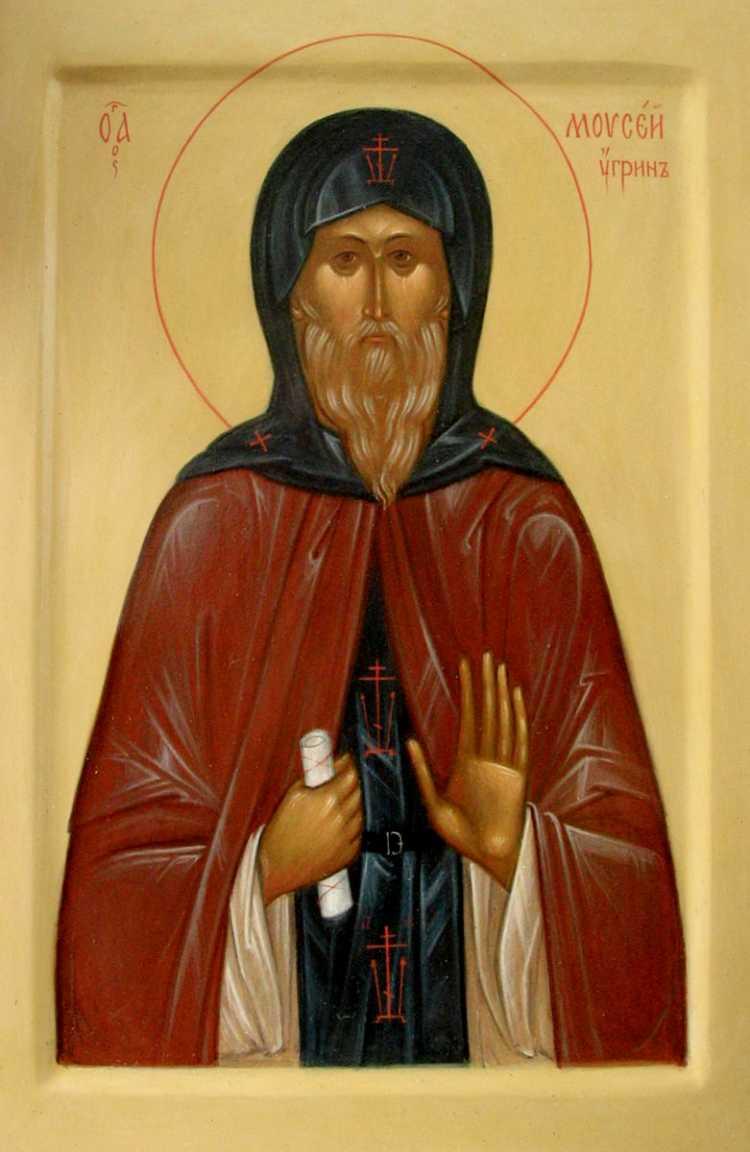 Моисей Угрин