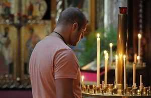 Молитва Отче Наш иже еси на небеси