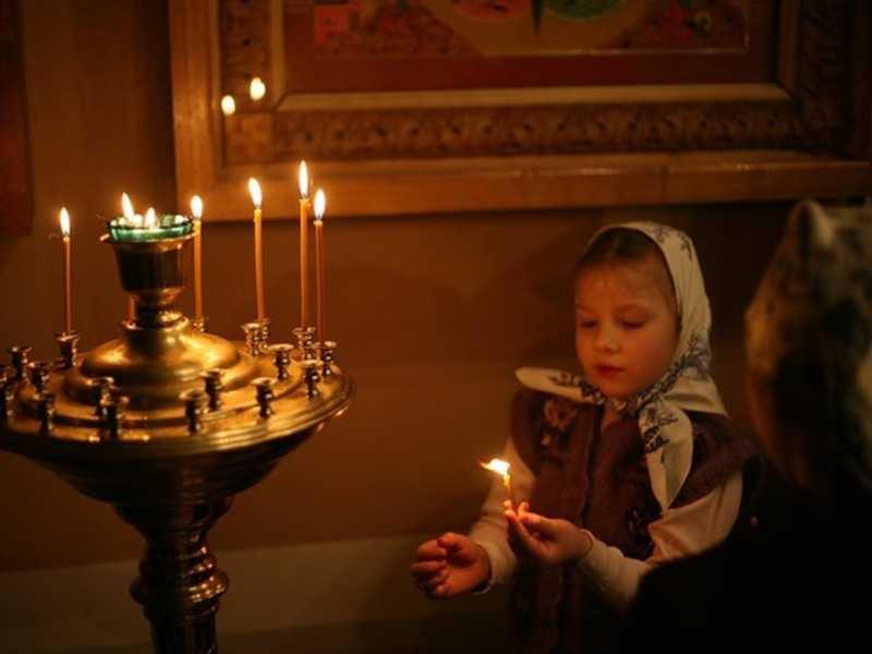 Молитва Отче Наш на русском языке с ударением