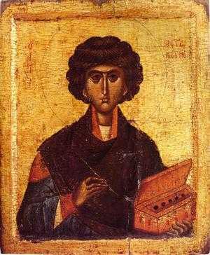 Молитва великомученику Пантелеймону
