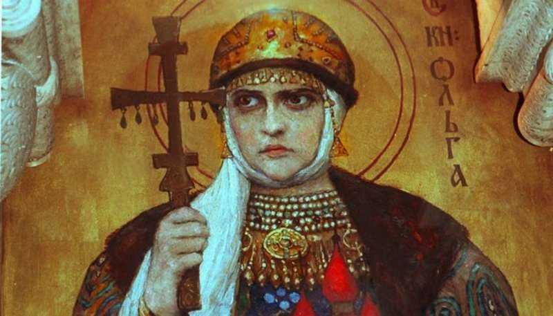 Ольга портрет