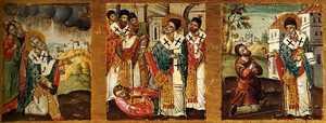 Описание чудес Спиридона Тримифунтского