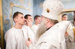 Особенности крещения взрослого
