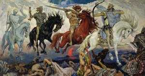 Откровение Иоанна Богослова занимает особое место среди книг Священного Писания и описывает апокалипсические видения