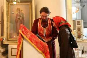 Покаяние в церкви