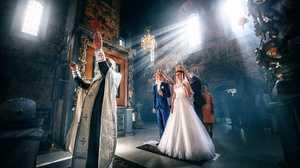 Как проводится обрад венчания
