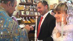 Как проводится обряд венчания