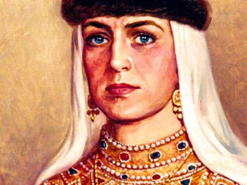 Как выглядит княгиня Ольга