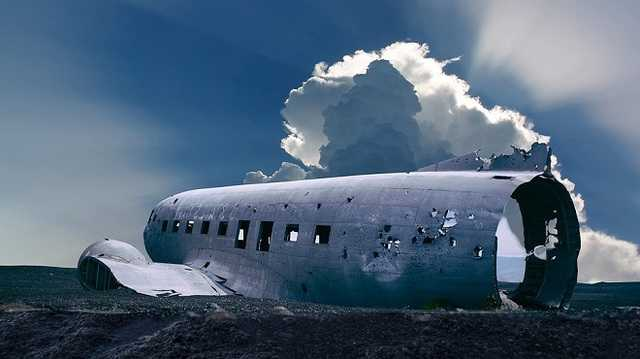 авария самолета во сне