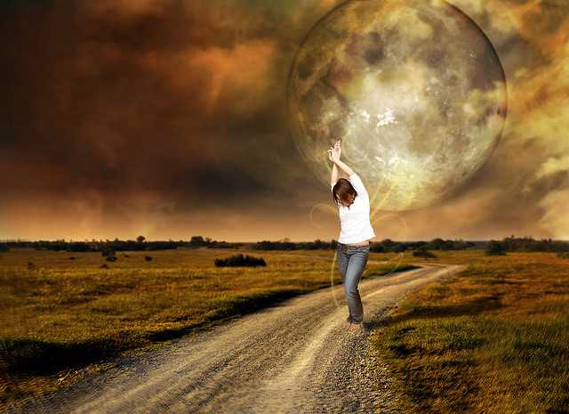 новая луна магия