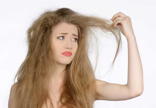 снятся волосы густые