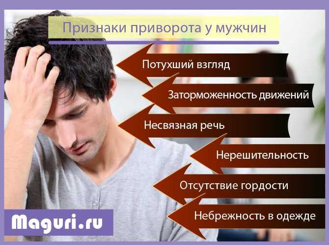 Как распознать признаки приворота