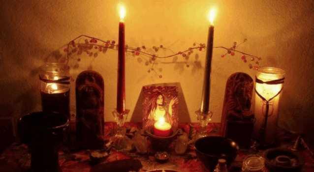 Сильный защитный ритуал
