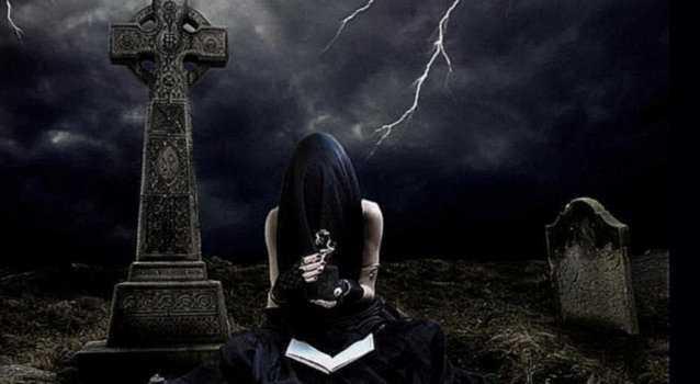 Особенности ритуалов с кладбищенской землей