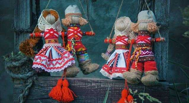 Что такое кукла-оберег