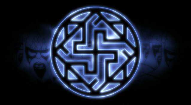Славянский символ Сварга