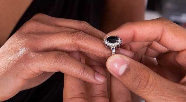 Обворожить девушку на кольцо