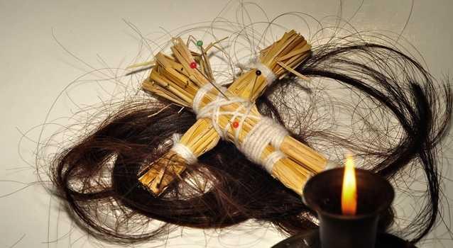 Возврат мужа с помощью волос