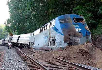 К чему снится крушение поезда?