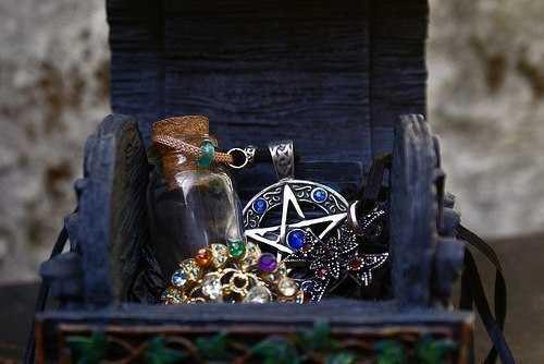 Ритуал Пентаграммы , вид изнутри