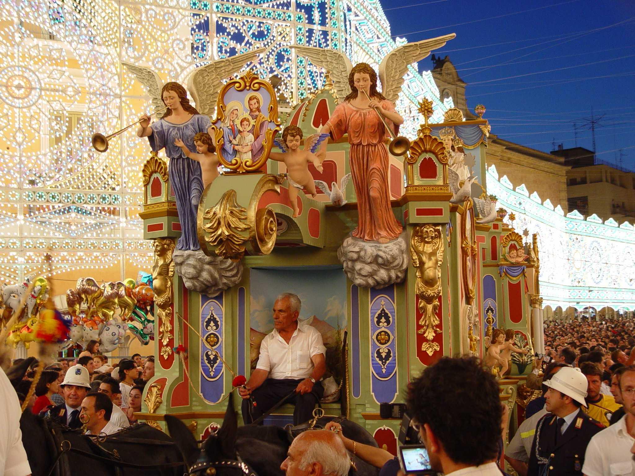 Религиозные праздники и события