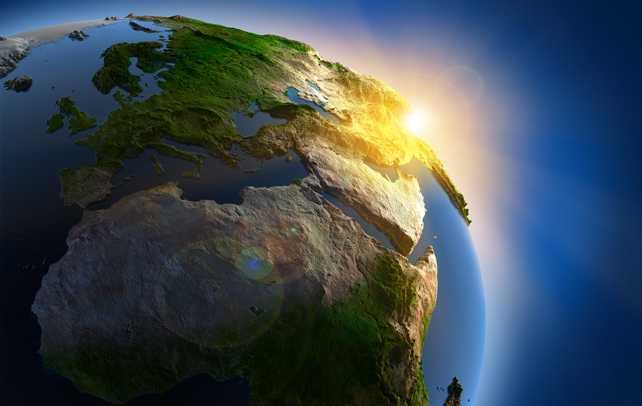Краткая история Земли