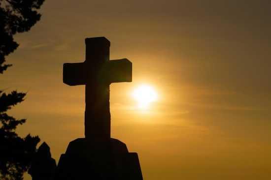 Заговор на крест
