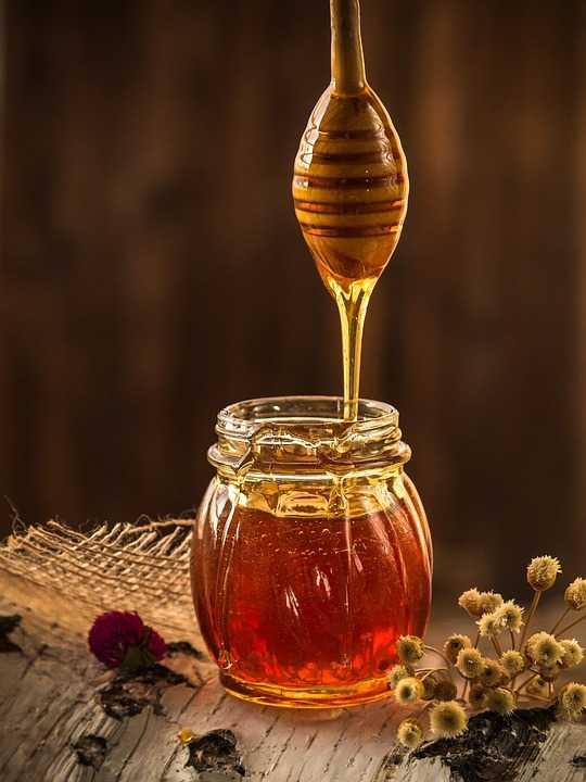 Емкость с медом