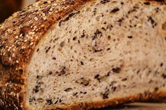 Обрядс хлебом