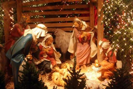 Волшебство обрядов на Рождество Христово