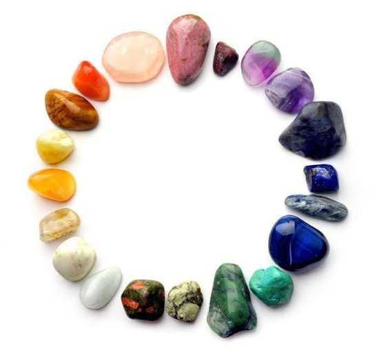 Камни, привлекающие деньги и удачу
