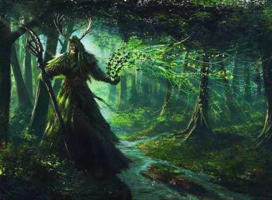 Хозяин леса - Леший