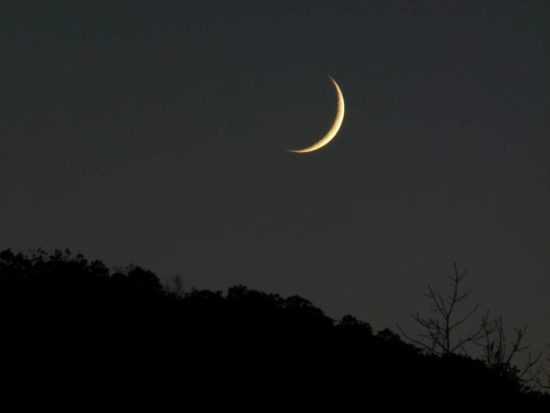Полночь четверга на растущей луне