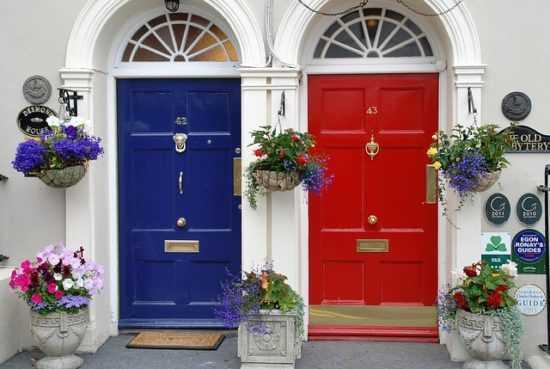 Заговор на дверь