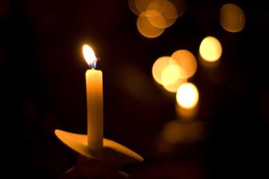 Заговор при свечах
