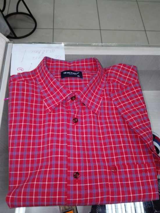 Рубашка мужа