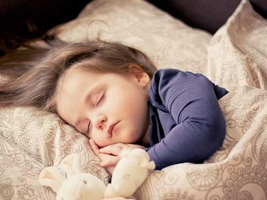 Заклинания на здоровый детский сон